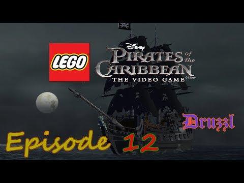 Davy Jones Locker - Let's Play Lego Pirates of the Caribbean Episode 12