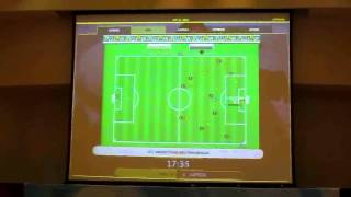 Easy Soccer Manager - gameplay video