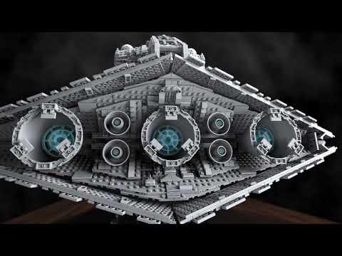 LEGO STAR WARS 75252 – Имперский звёздный разрушитель