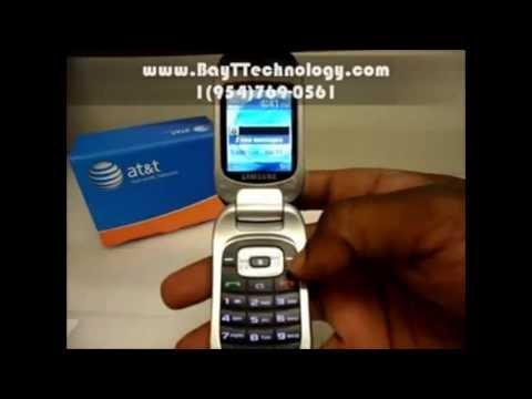 Samsung Verizon Flip Phone