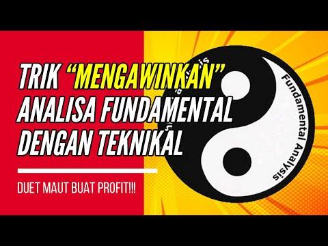 Menggunakan analisa fundamental forex