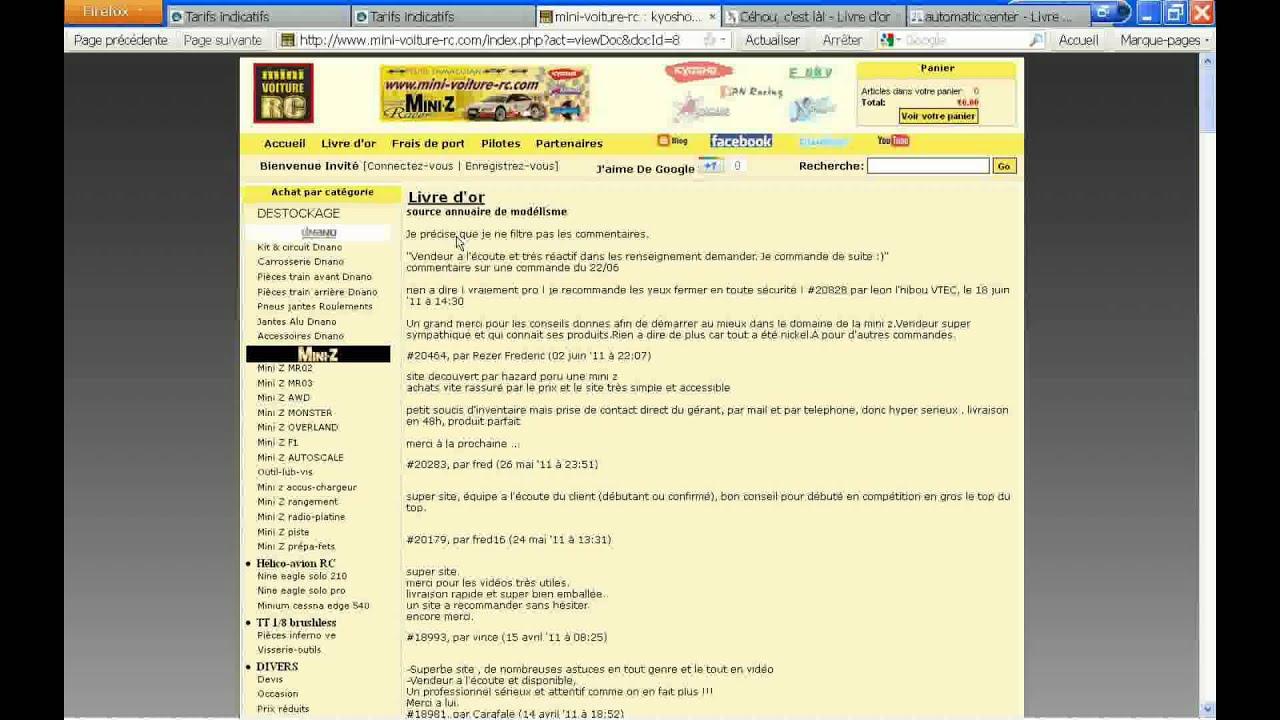 328web Importance Dun Livre D Or Sur Un Site Internet