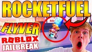 JAILBREAK - ROCKET FUEL MED ATV - FLYVER MED ROCKET FUEL - DANSK ROBLOX - [#25]