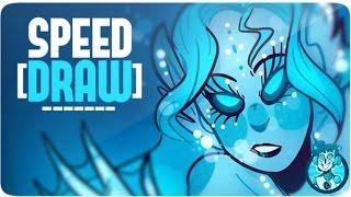 AQUARIUM | Speed Draw