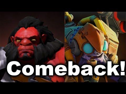 MVP LGD - Ultimate Comeback - Manila Major Dota 2