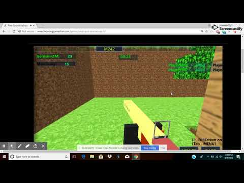 Advanced Pixel War 3 (pt. 1)