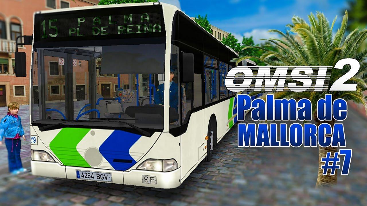 Omsi 2 mallorca 7 citaro 1 gelenkbus in palma de - Muebles baratos palma de mallorca ...