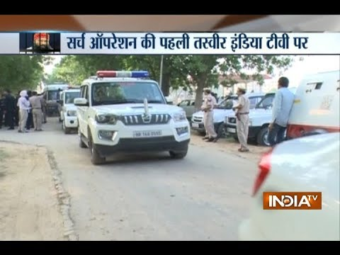 Sirsa: Security personnel, concerned officials entered premises of Dera Sacha Sauda HQ