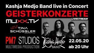 Geisterkonzert: Kashja Medjo Band | Salvatore e Rosario | Lukas Langguth | Helmuth Treichel