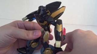 Transformers Animated Deluxe Prowl review