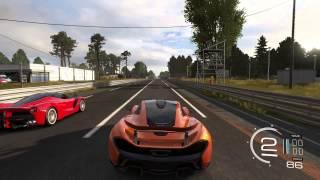 Forza Motorsport 5 McLaren P1 vs Ferrari Laferrari