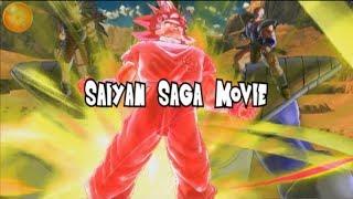 DBZ Reverse 2 - Saiyan Saga - The Movie
