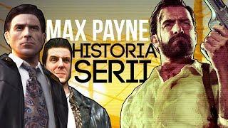 Najlepsza strzelanina TPP! Historia serii Max Payne