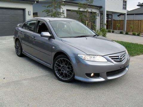 Mazda Atenza Sports 2003 - YouTube