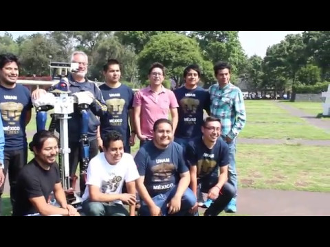 Robot Justina competirá en Japón - UNAM Global