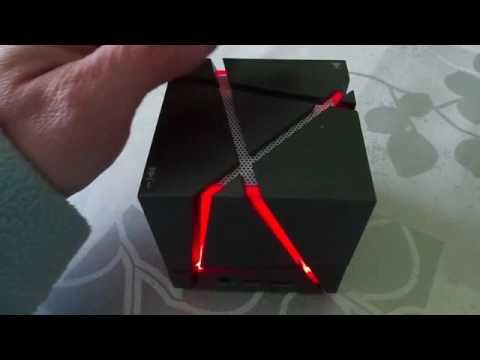 Test Enceinte Acoustique Bluetooth 4.0 ESYNiC