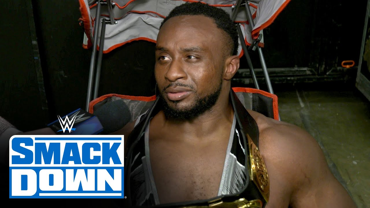 Big E's Royal Rumble Strategy Includes Baby Oil And Cocoa Butter
