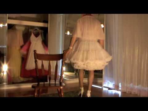 petticoatgirly crossdressing sissy tranny 10 from YouTube · Duration:  36 seconds