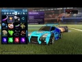 50 CRATE OPENING | ROCKET LEAGUE