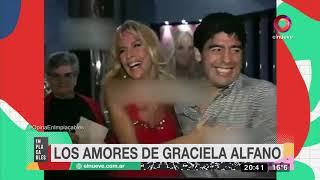 Los Amores De Graciela Alfano