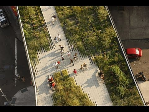 Friends of the High Line Co-founders: 15th Vincent Scully Prize
