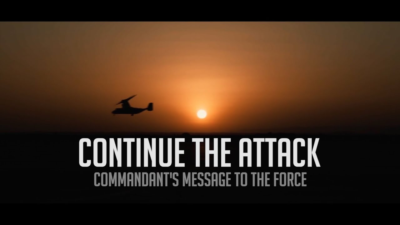 2019 CMC Message to the Force