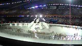 Opening Ceremony Athens 2004 - part 11