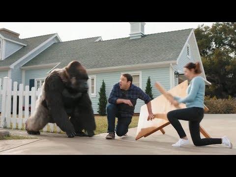 All gorilla glue ads but perfectly cut