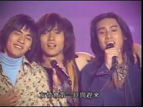 """F4 Concert Music Party """"Di yi shi jian"""""""