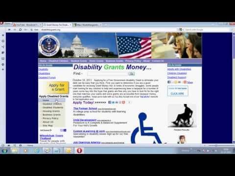 disabilities-grants-org