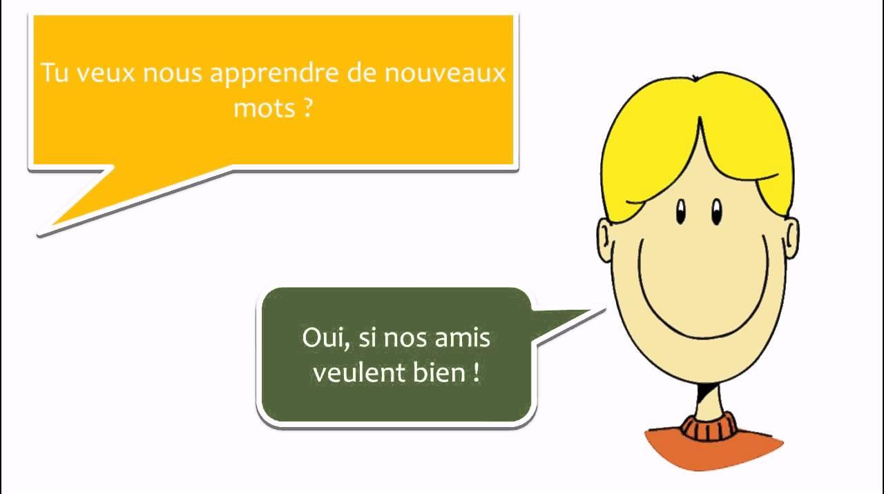 Lär dig franska med dialoger  #50 dialogues