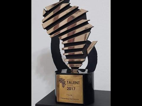 CEREMONIE DE REMISE DE PRIX AFRICAN TALENT AWARDS 2017