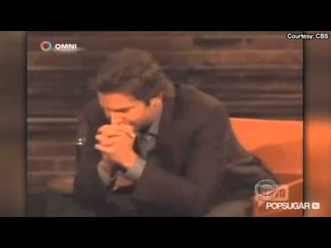 Bradley Cooper Cries, Impersonates Owen Wilson and Talks Hangover Part II!