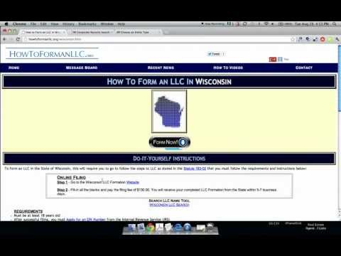 How to make a will online in wisconsin