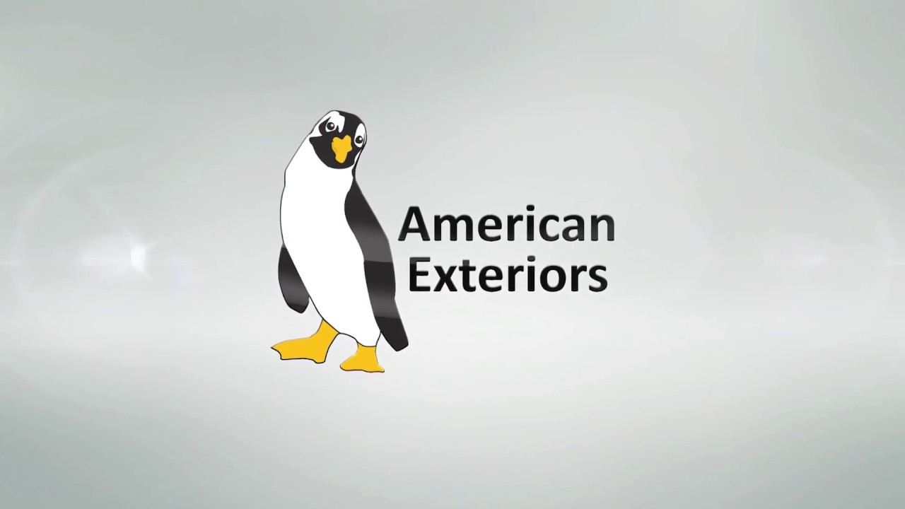American Exteriors About Us - YouTube