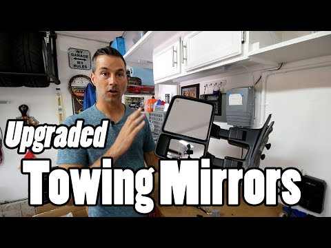 YITAMOTOR Towing Mirrors - 7.3 Powerstroke