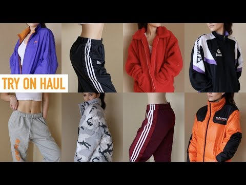 SPRING TRY ON HAUL (Urban Outfitters, Vintage, etc!!)