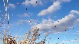 Balloon Fiesta Time Lapse 2012