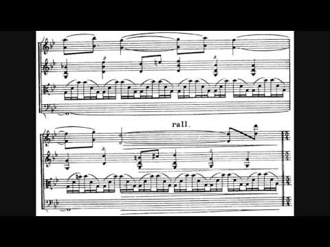 Maurice Ravel - String Quartet in F major