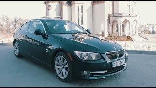 Тест-драйв BMW 328 e92  - Какой мотор выбрать? Замер 0-100. Авто из Америки