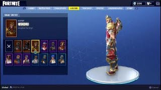 HOW TO GET THE NEW ROYAL FLAGS BACK BLING IN FORTNITE
