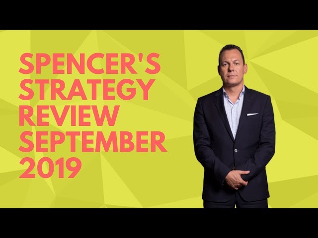 September Strategy Review - Talent Drought, Blaming the Market, and Free Training