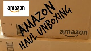 HUGE Amazon Haul Unboxing - Kitchen Gadgets, Pantry Organization & More - 2016