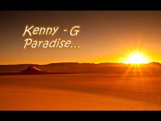kenny-g-paradise-kennyguille