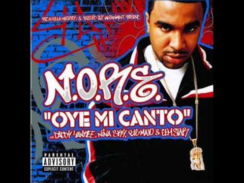Oye mi canto - N.O.R.E, Daddy Yankee...