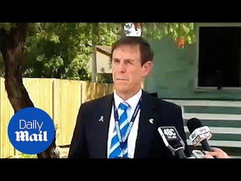 Superintendent speaks on Tiahleigh Palmer murder investigation - Daily Mail