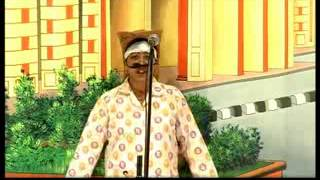 Comedian Juana-William de Curtorim