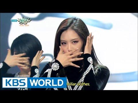 RAINBOW (레인보우) - Black Swan [Music Bank COMEBACK / 0015.02.27]