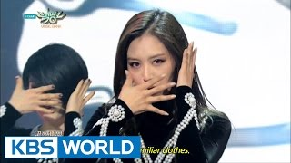 RAINBOW (레인보우) - Black Swan [Music Bank COMEBACK / 2015.02.27]