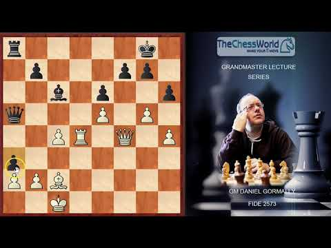 GM Daniel Gormally - Calculating movies and variations